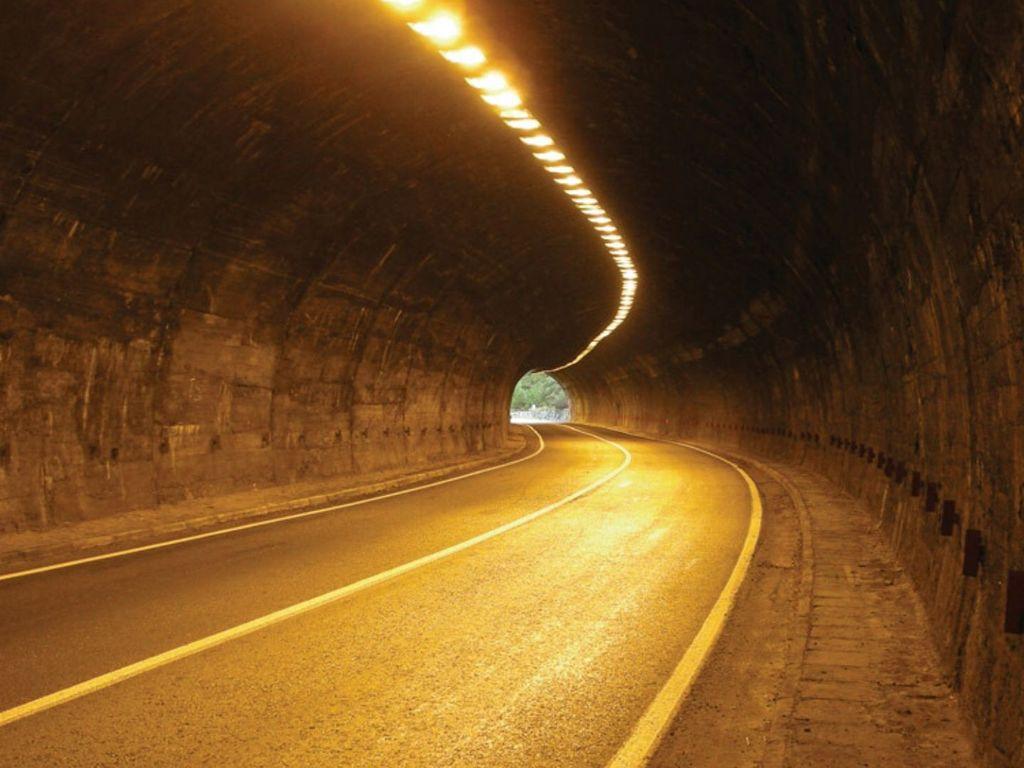 Yenigün Tünelleri