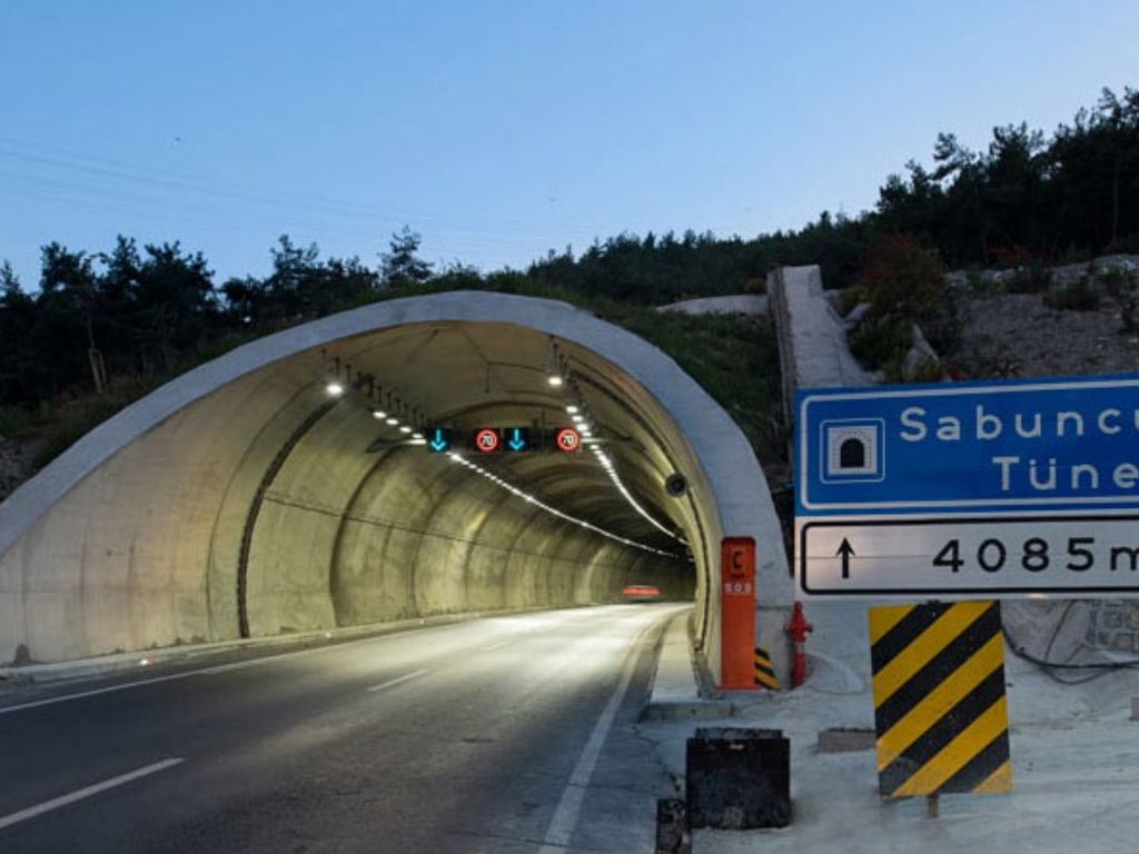Sabuncubeli Tunnel
