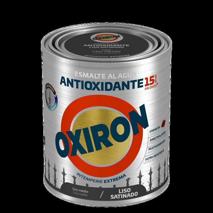 Oxiron Agua Liso Satinado