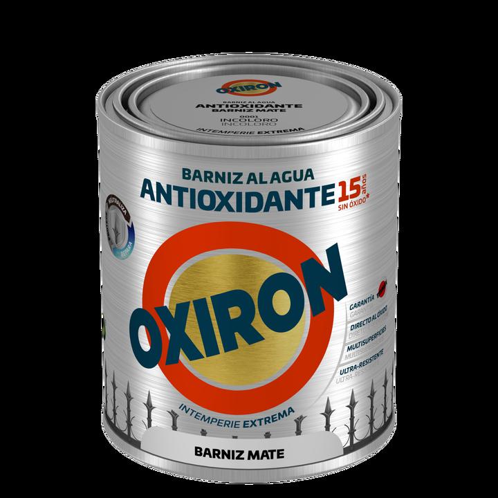 Oxiron Agua Barniz Mate