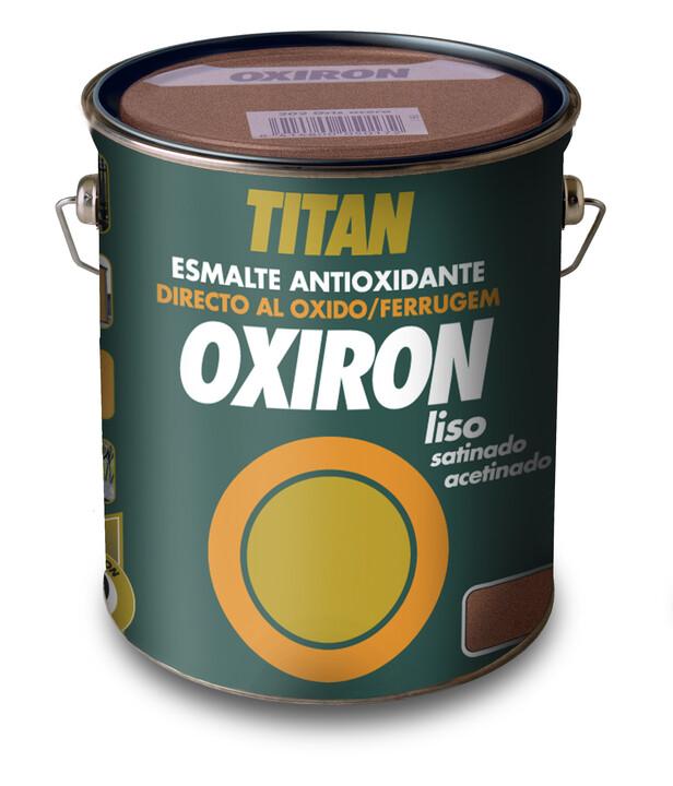Oxiron Liso Satinado