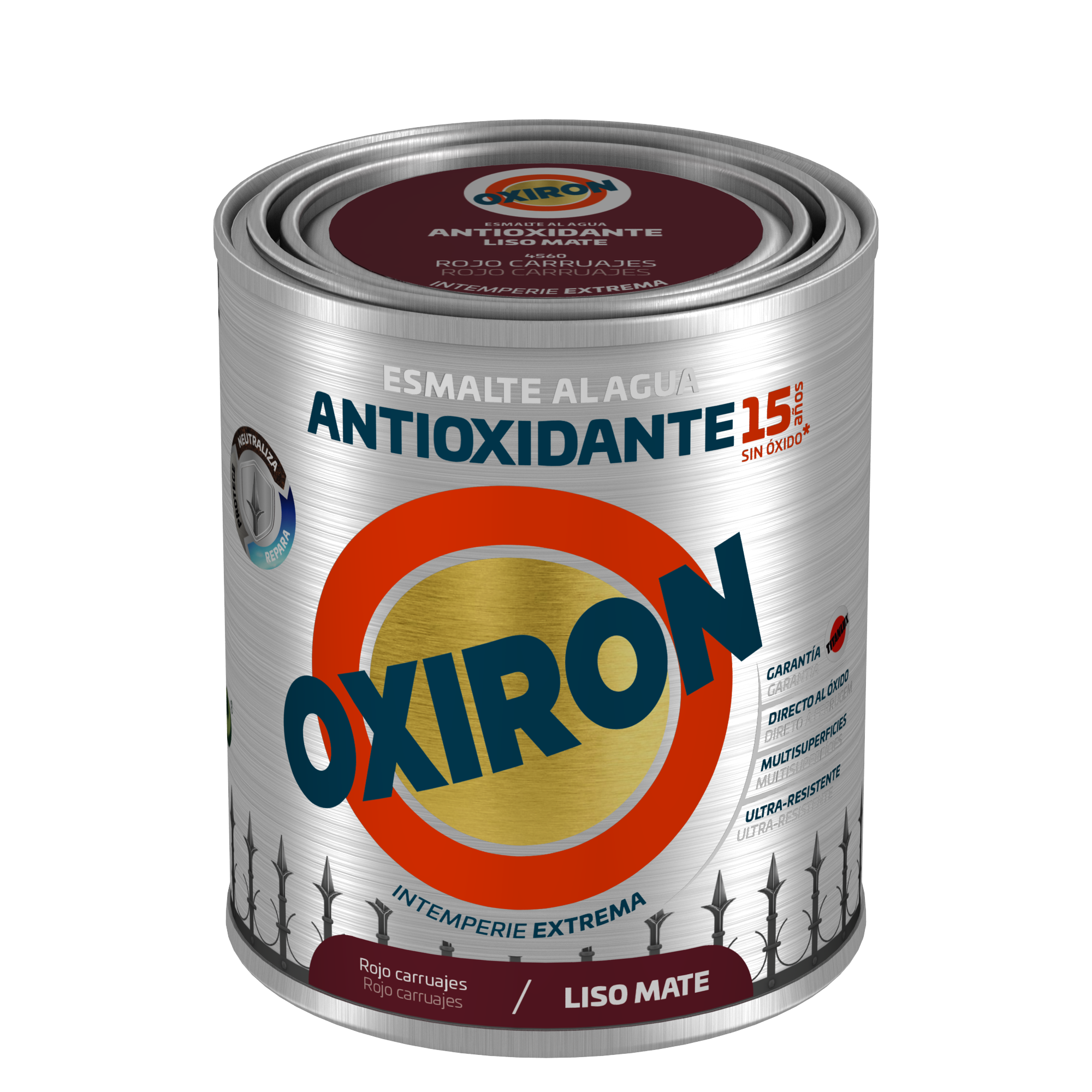Oxiron Agua Liso Mate
