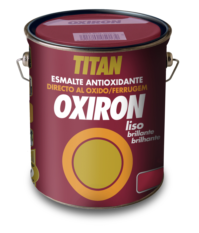 Oxiron Liso Brillante