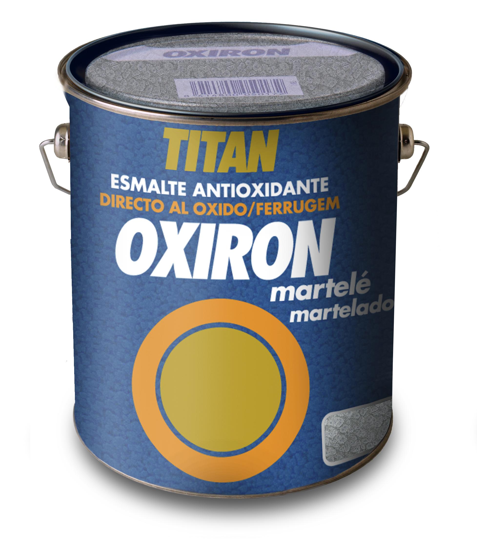 Oxiron Martelé