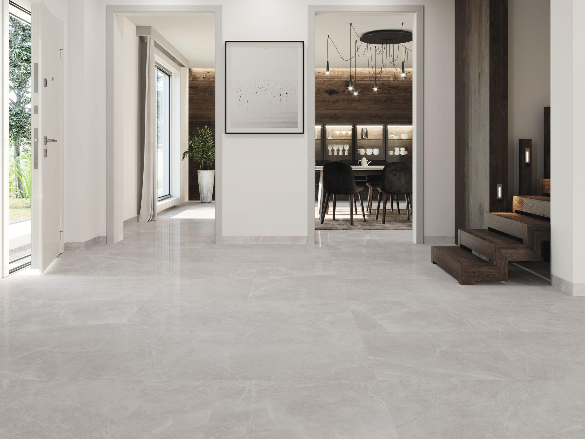 Bayona Silver 60x60 cm