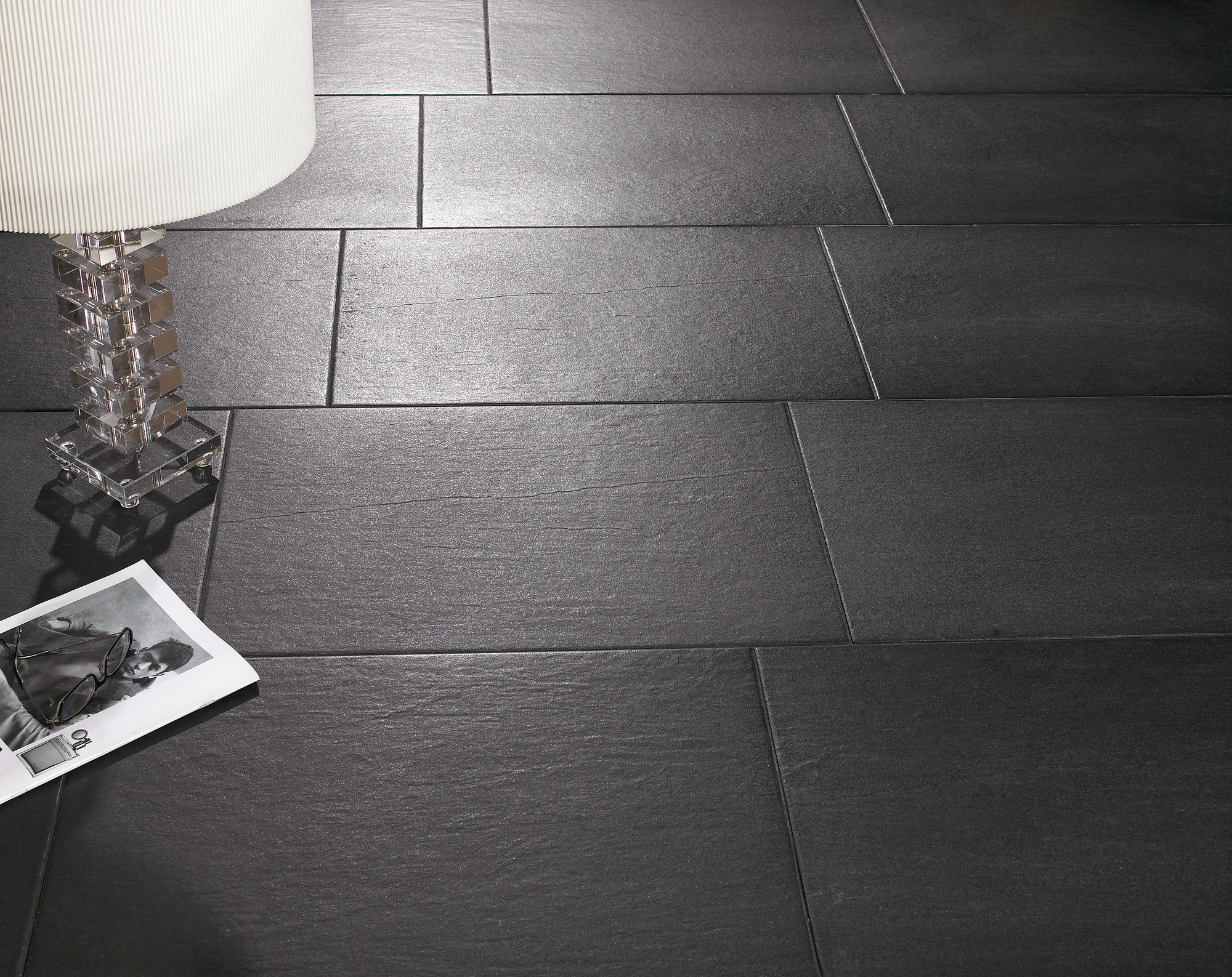 Slate Negro 40 x 60 cm.