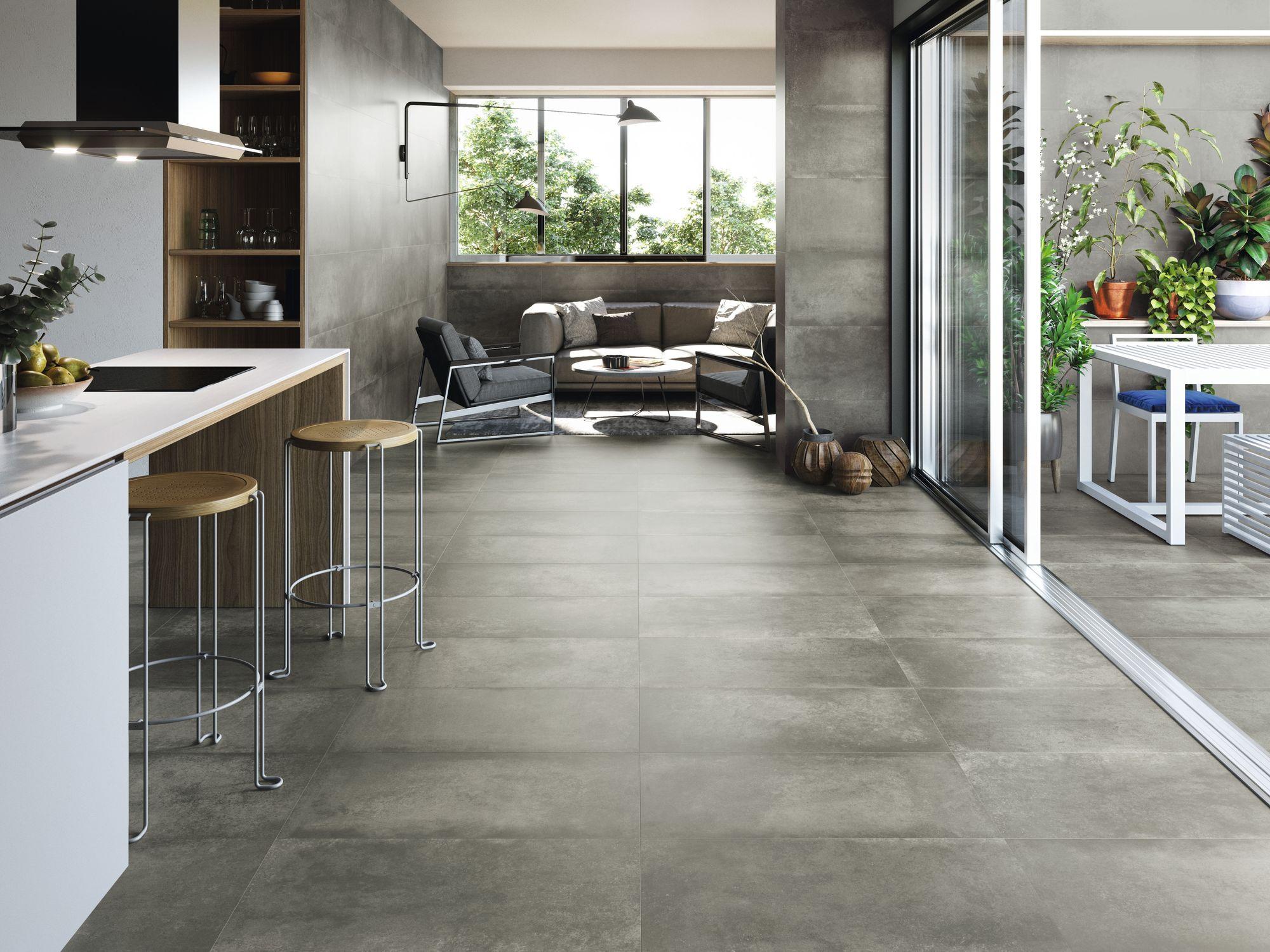 Grafton Grey 40x80 cm