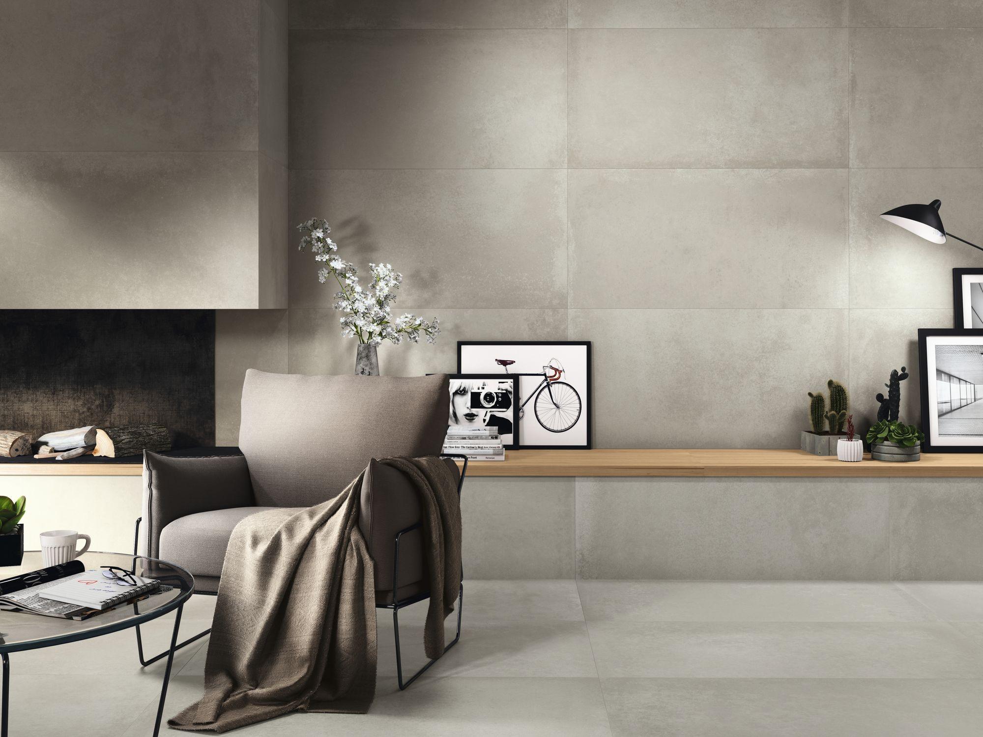 Grafton Silver 60x120 cm