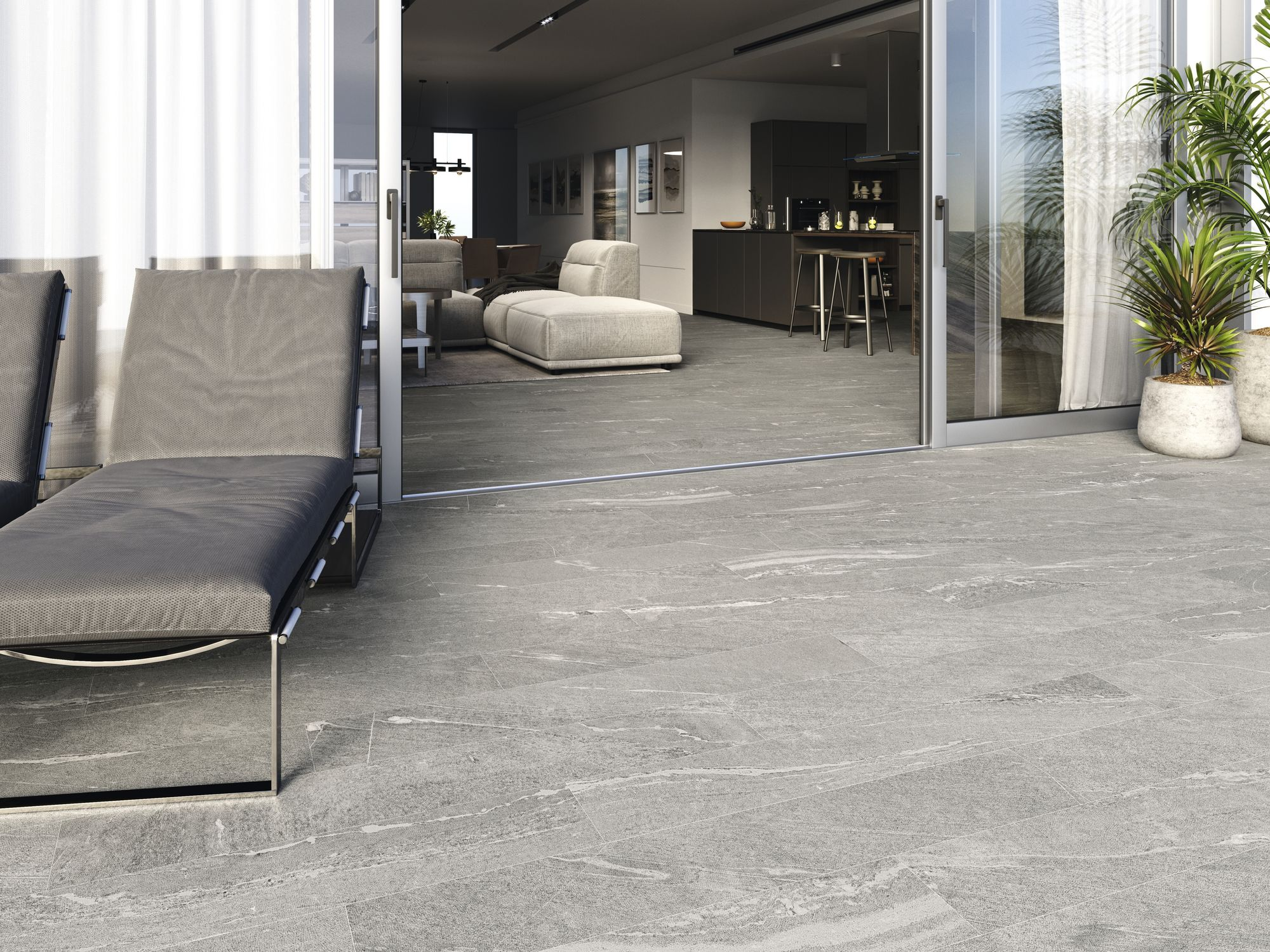 Everstone Pearl Natural 20x120 cm.