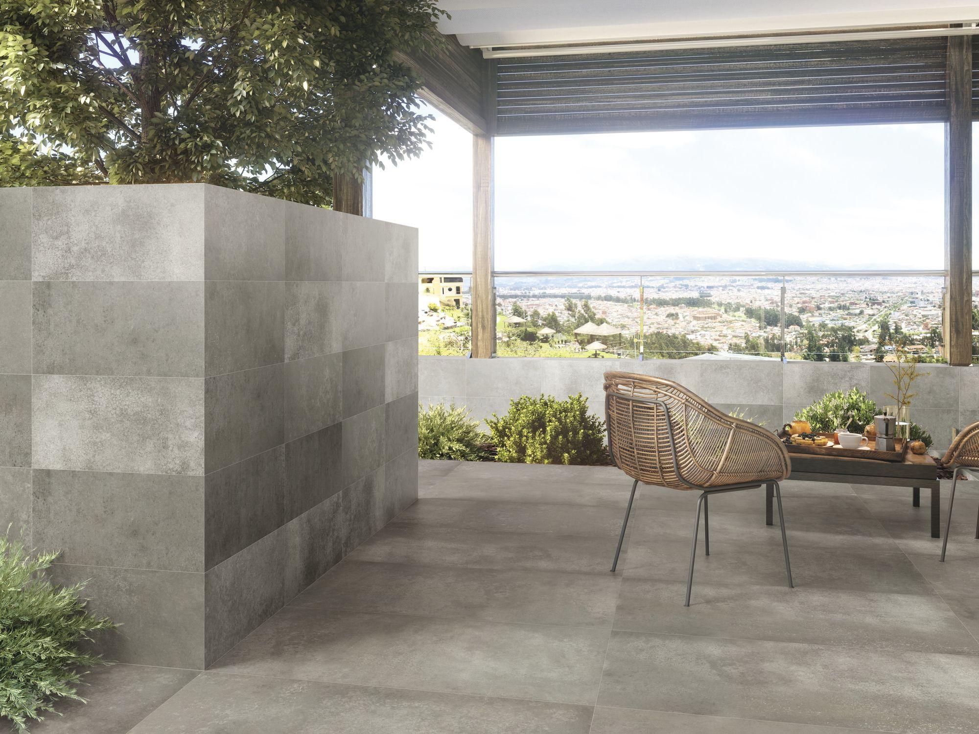 Grafton Grey 30x60 cm. Pavimento Grafton Grey 60x120 cm.