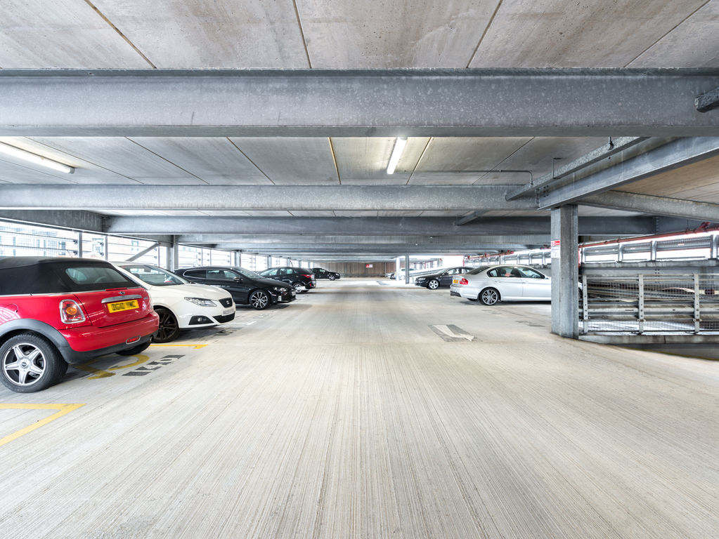 Manchester Multi-Storey Car Park, UK