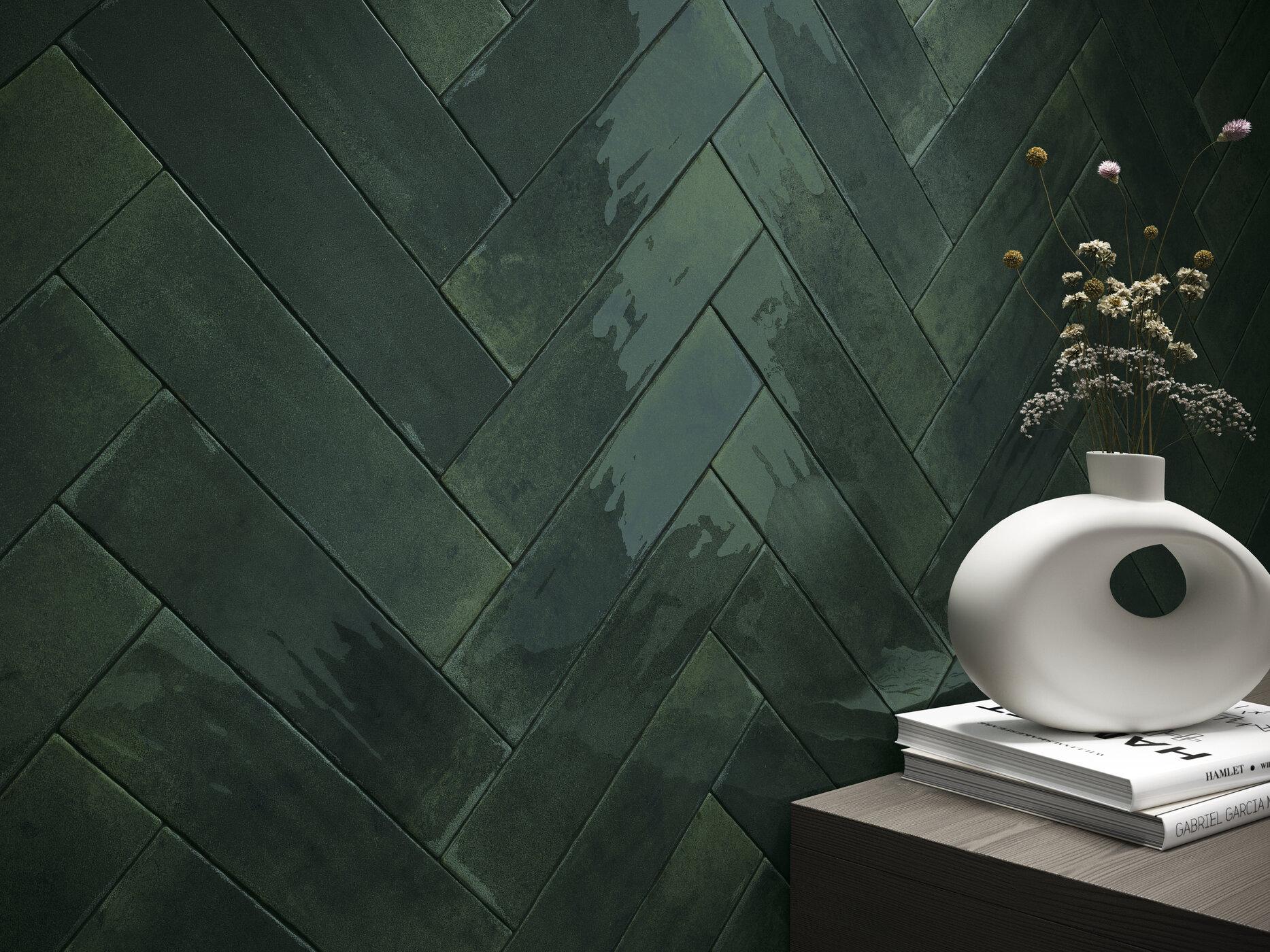 Karma Green 7,5x30 cm.