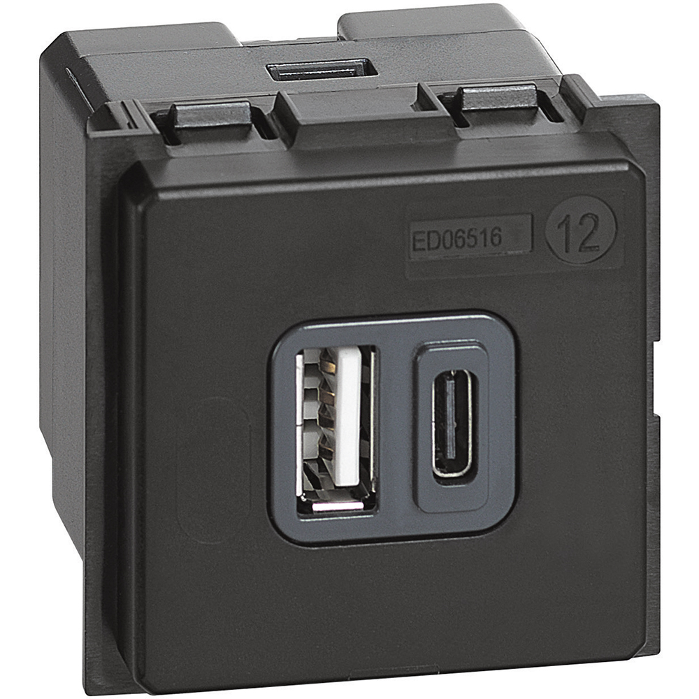 BASES CARGADOR USB LIVING NOW