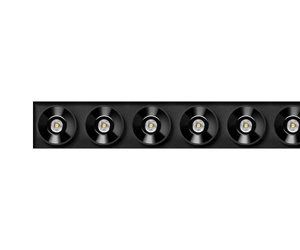 BLACK FOSTER TRIMLESS 15