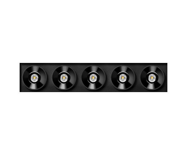 BLACK FOSTER TRIMLESS 5