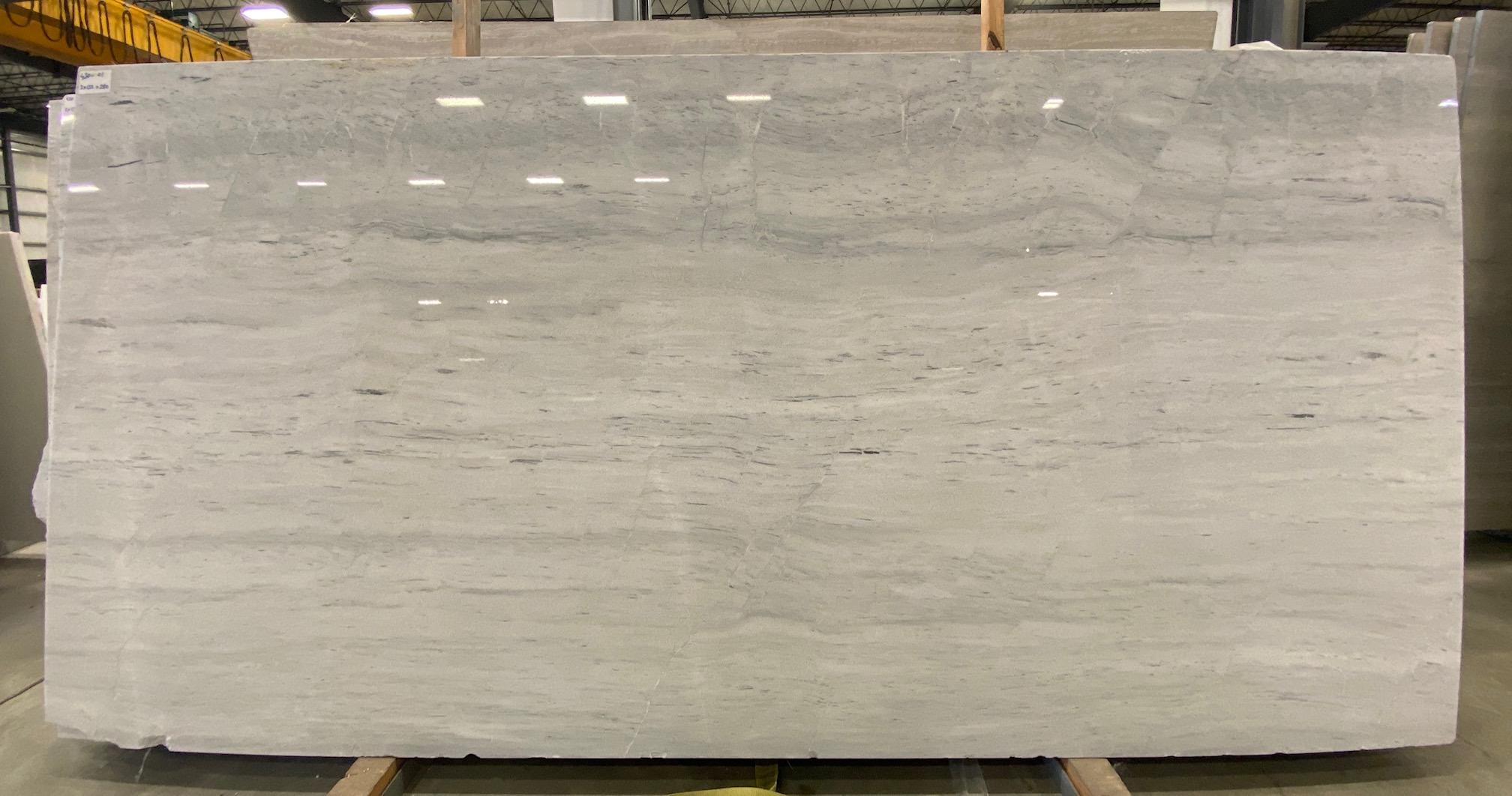 Ash Gray (P) 3/4'' Size: 116'' x 55'' Lot: 21084