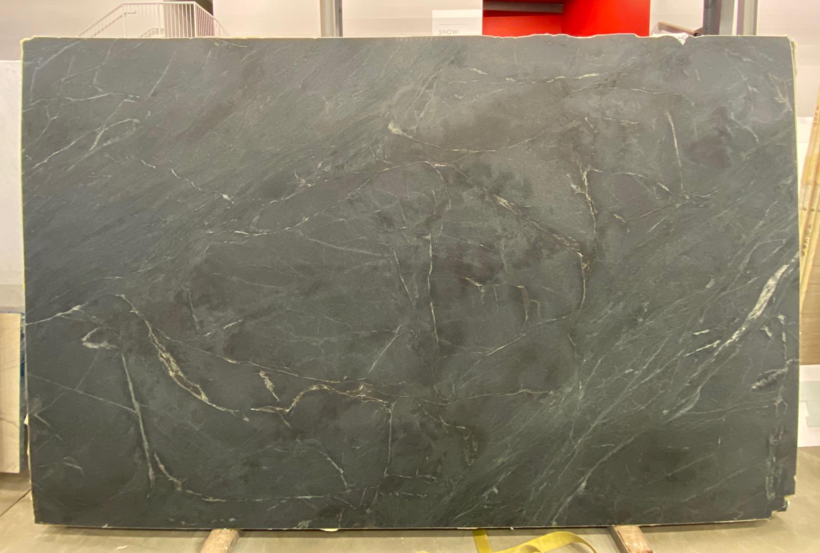 Dark Soapstone (H) 1 1/4'' Size: 121'' x 76'' Lot: 21023